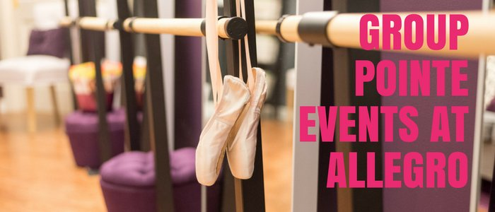 Group Pointe Events at Allegro