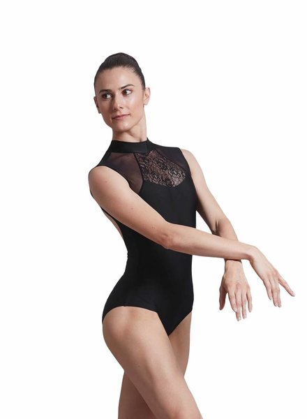 Ballet Rosa Anita High Neck Leo