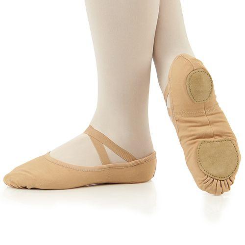 So Danca Bliss Stretch Canvas Ballet Shoe