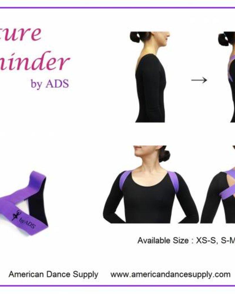 American Dance Supply Posture Reminder
