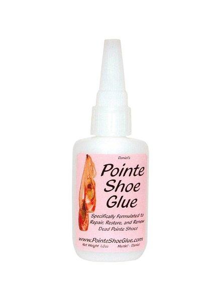 Pillows for Pointes Pillows for Pointes Pointe Shoe Glue