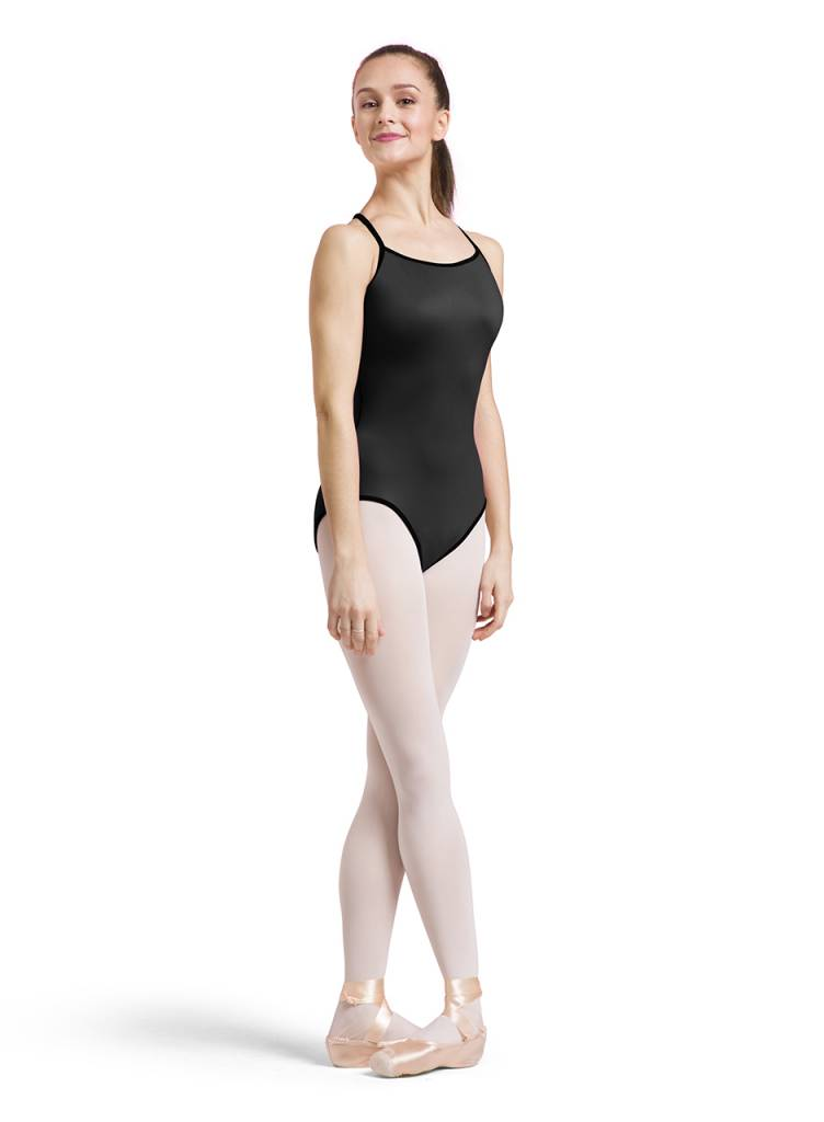 Bloch Reversible Keyhole Back Leotard