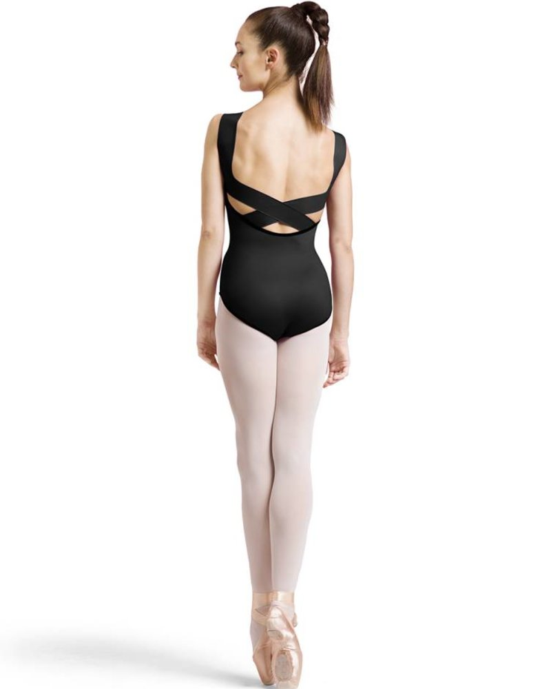 Bloch/Mirella/Leo Inc. Reversible X Back Tank Leotard