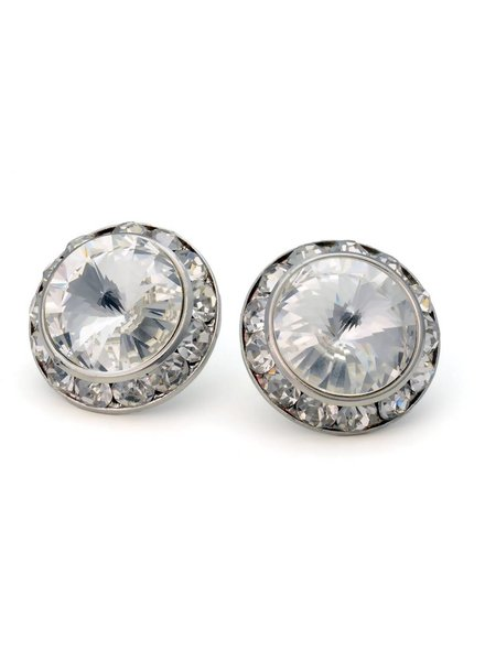 Dasha Designs Clip On Performance Earrings 12mm/17mm