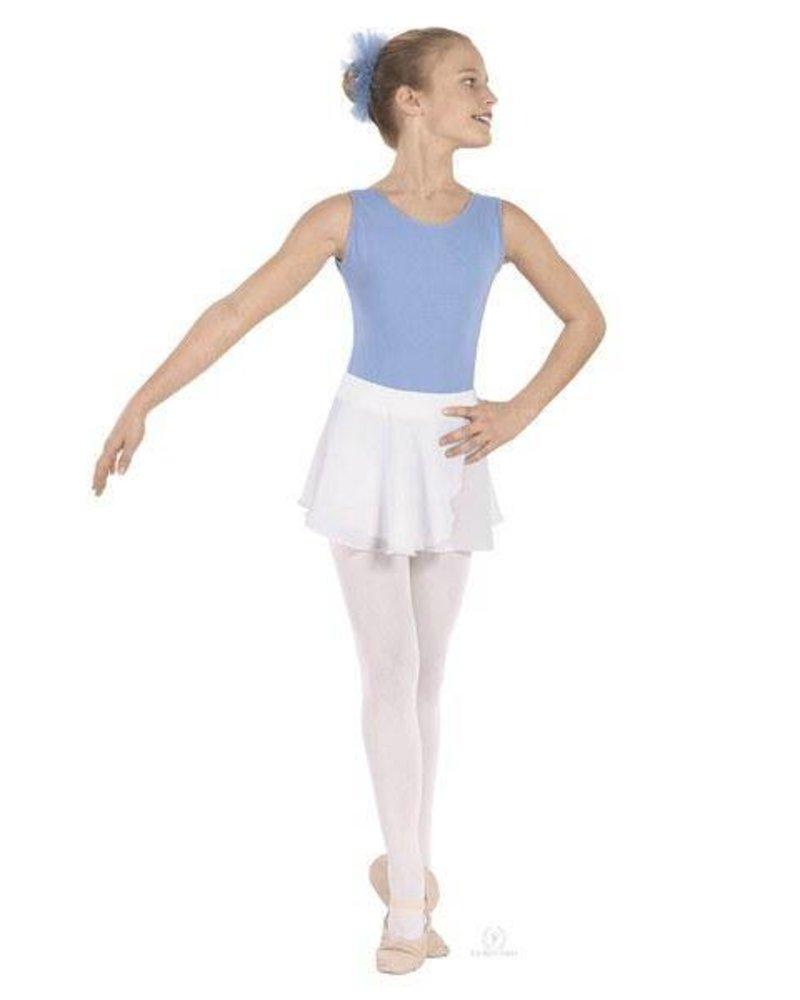 Eurotard Girls Pull on Georgette Skirt