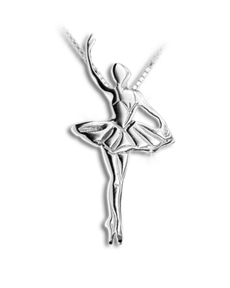 Mikelart Ballet Relevé Necklace