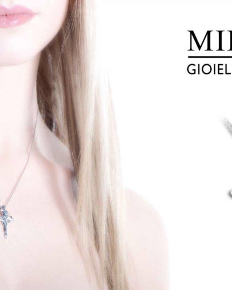 Mikelart Gioiello Danza Relevé Necklace