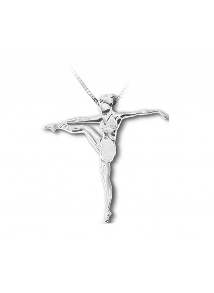 Mikelart Gioiello Modern Dance Necklace