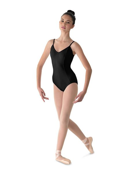 Bloch/Mirella/Leo Inc. Mirella Princess Seam Camisole Cotton Leotard