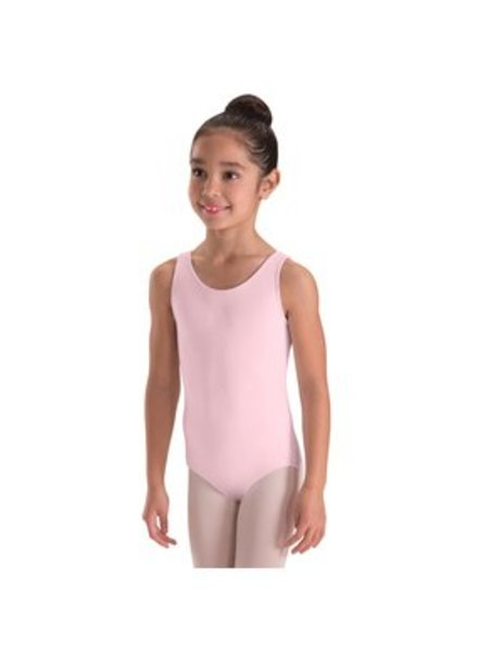 Motionwear Wide Strap Heart Back Leotard