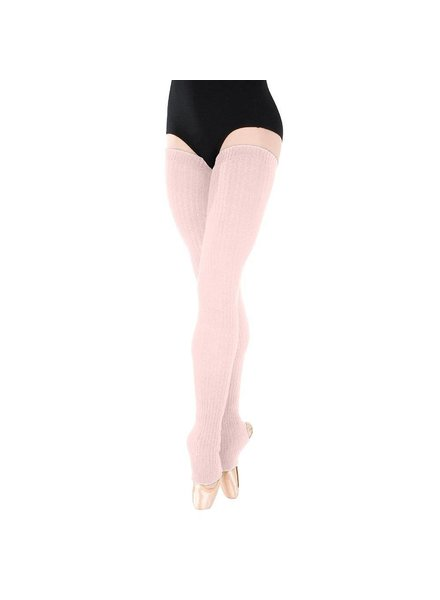 "Body Wrappers 48"" Stirrup Legwarmers"