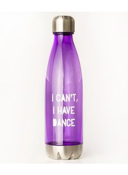 Covet Dance I Can't I Have Dance Water Bottle