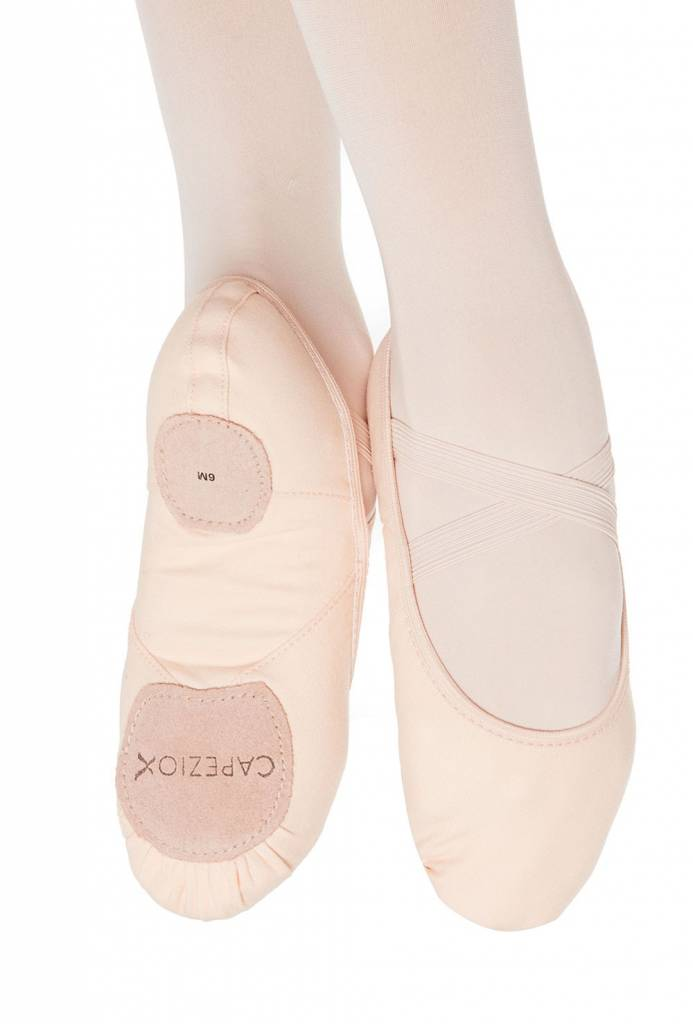 72a4bebd6 Hanami Stretch Canvas Ballet Shoe - Allegro Dance Boutique