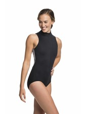 Ainsliewear Adult Zip Front with Versailles Mesh