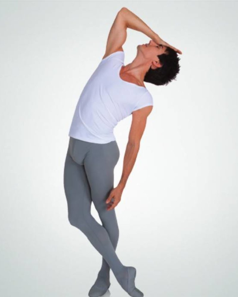 Body Wrappers Men's Short Sleeve Shirt