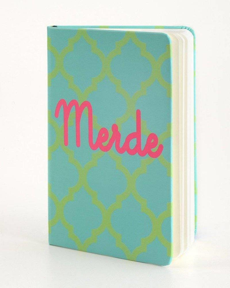 B Plus Printworks Merde Mini Journal