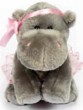 Dasha Designs Dance Hippo