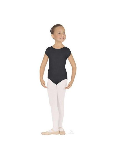 Eurotard Child Microfiber Short Sleeve Leotard