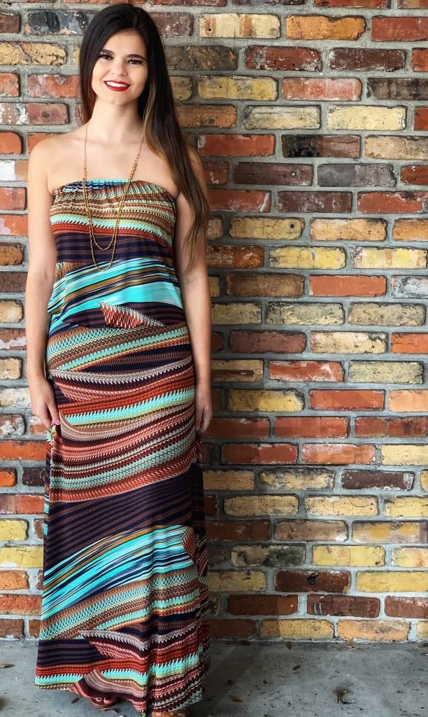 Veronica M VM Alec Drp Waist Dress
