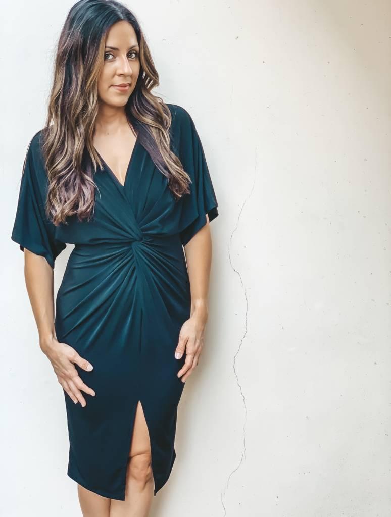 Ariella Ariella Midnight Moon Dress