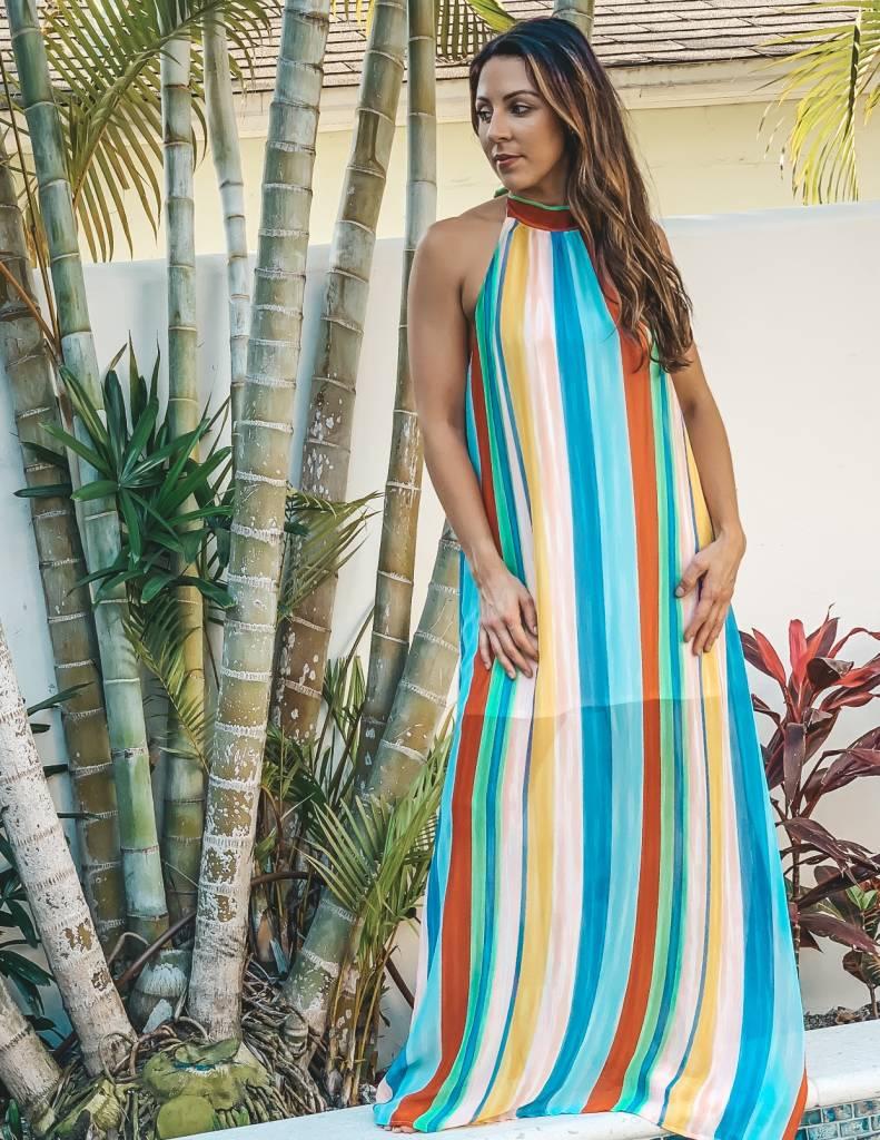 Motley Maxi Dress