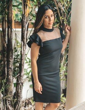 blvd Lucy Black Dress