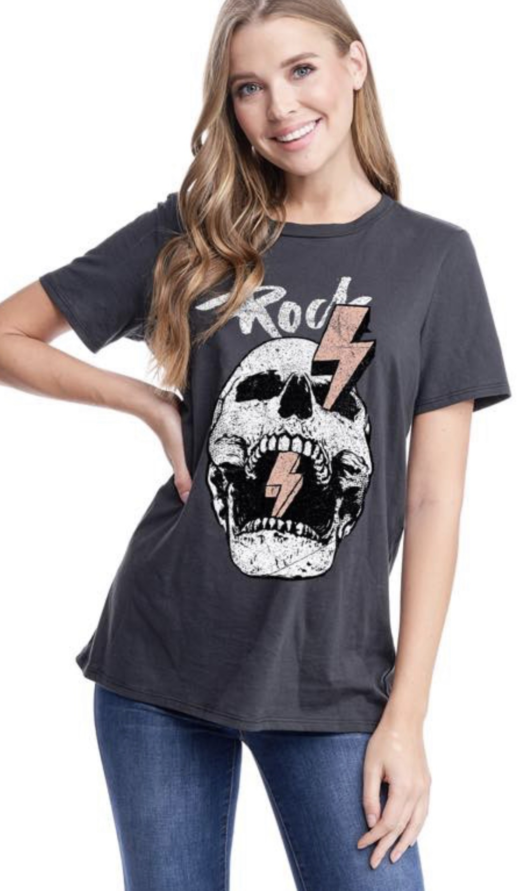 Zutter Rock Skull Tee