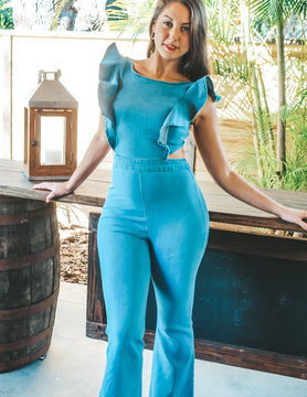 Retro Fever Jumpsuit