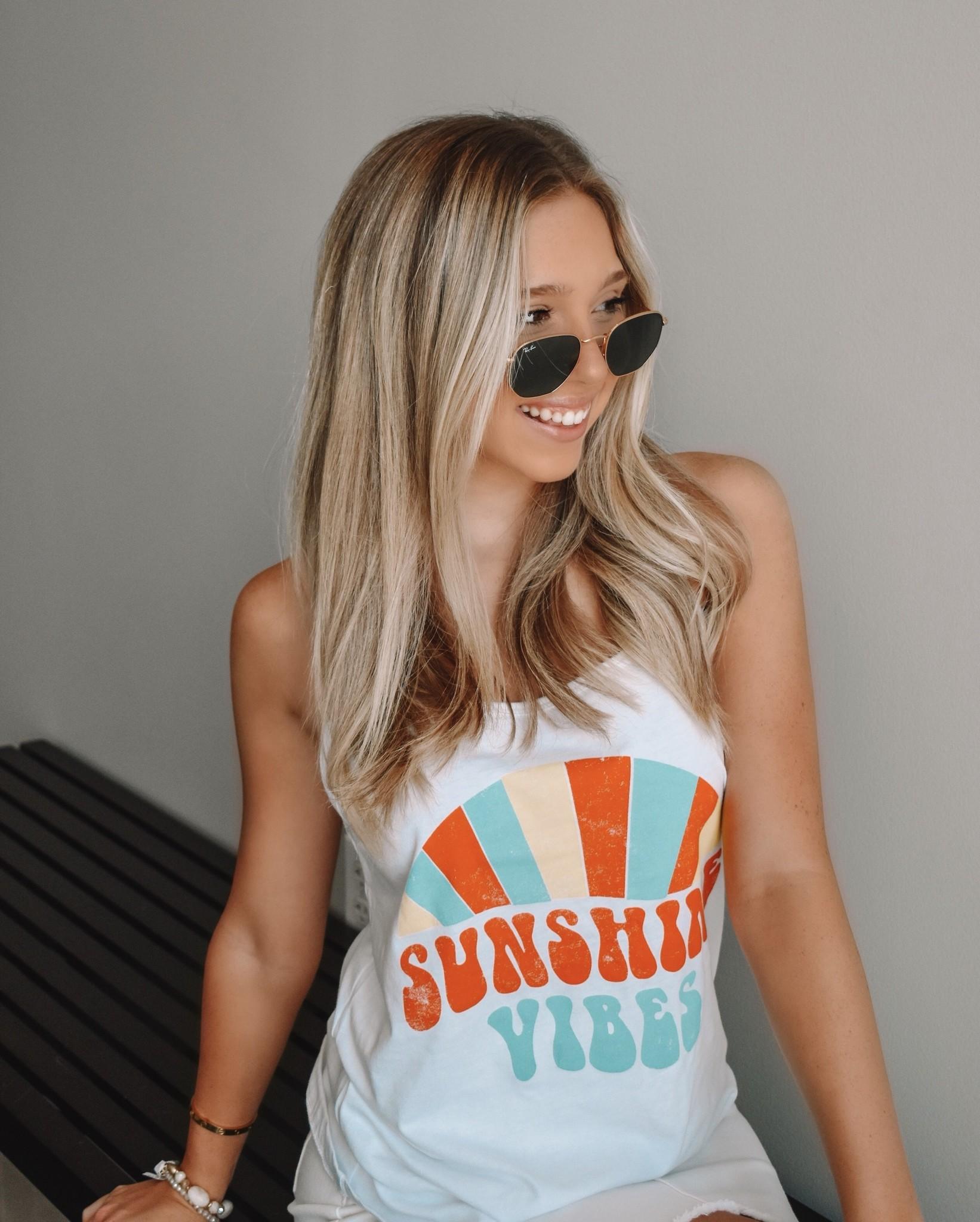 Sunshine Vibes Tank