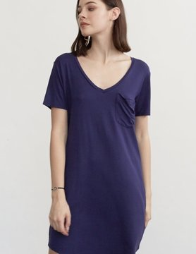 another Love Cassidy Tee Shirt Dress