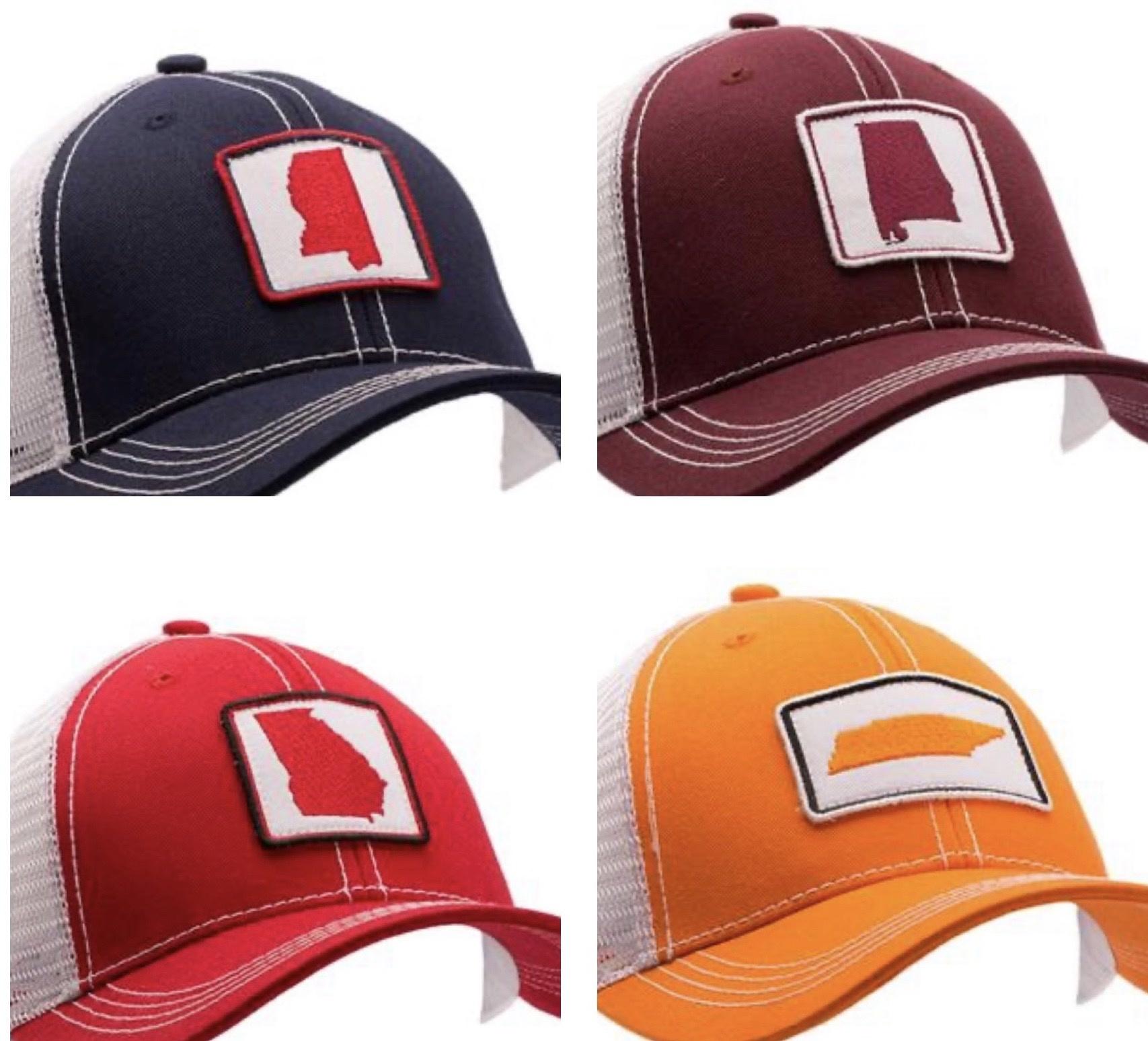 Southern Hooker Collegiate Trucker Hat
