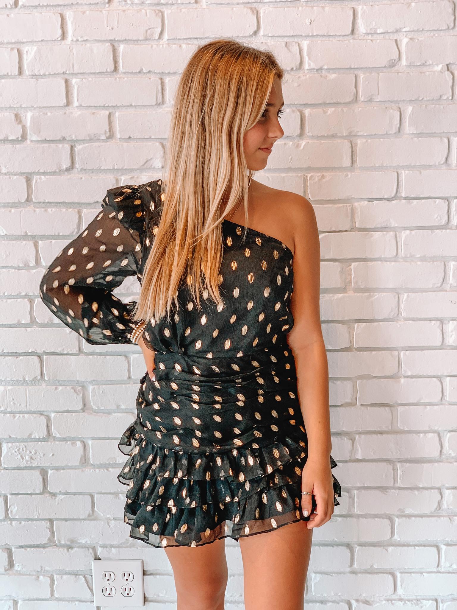 Do+Be The Isabella Ruffled Dress