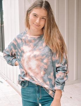 Blakely Tie Dyed Sweatshirt