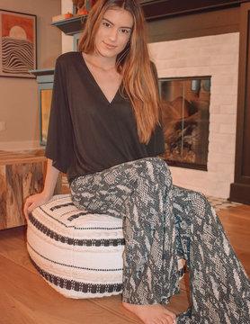 Veronica M VM  Snakeprint Pant