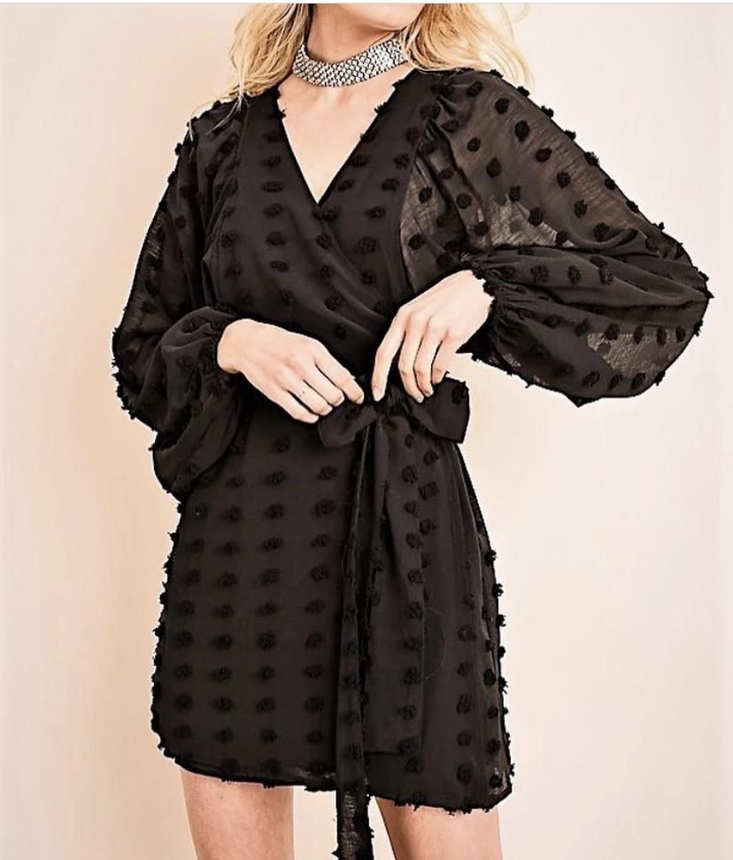 Chantelle Wrap Dress