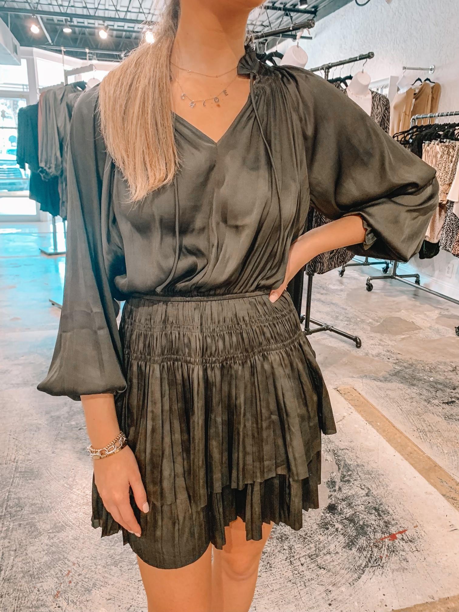 The Lana Layered Dress
