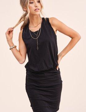 Kelsey Sleeveless Knit Dress