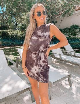 Veronica M VM Elon Belted Dress