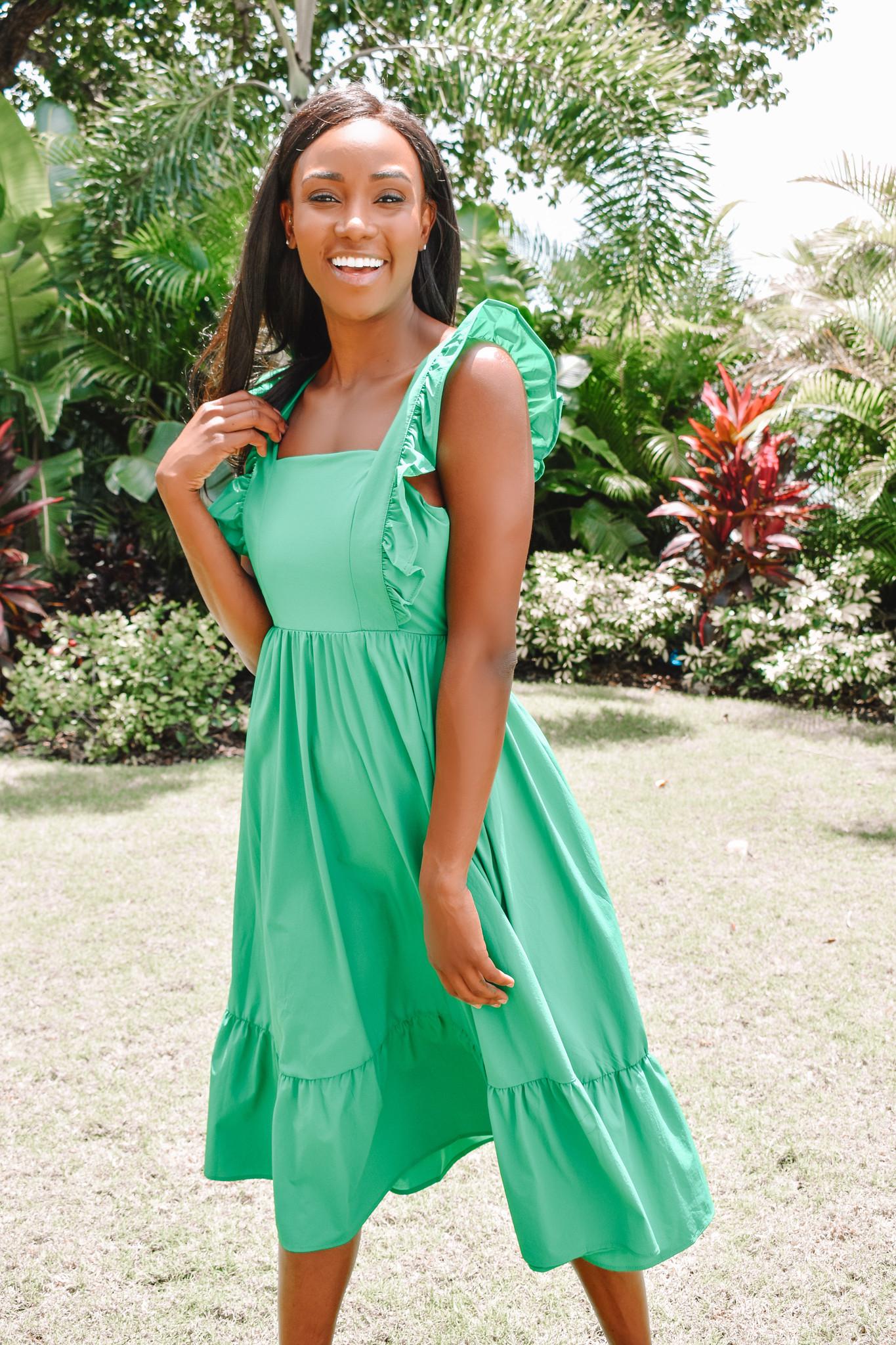 Samantha Midi Dress