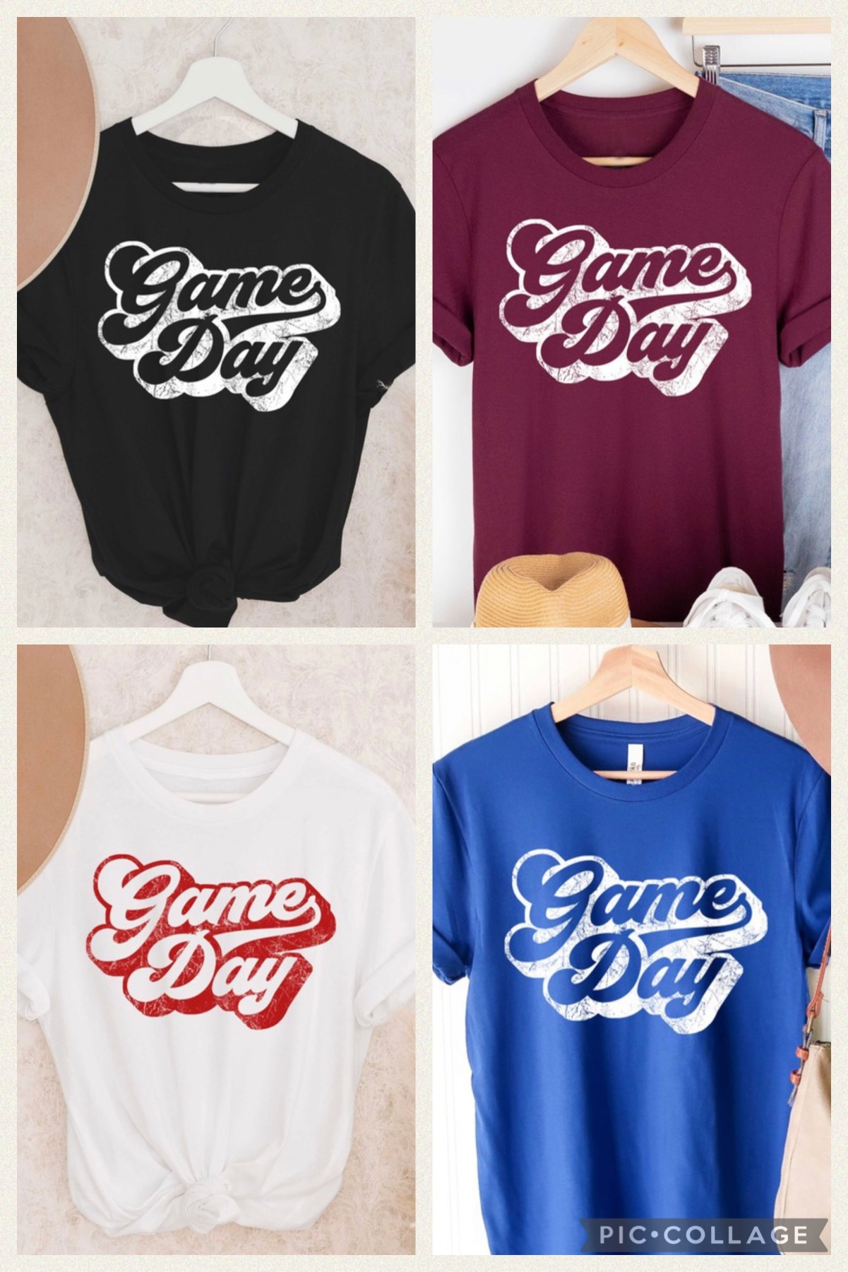 Game Day T-Shirts