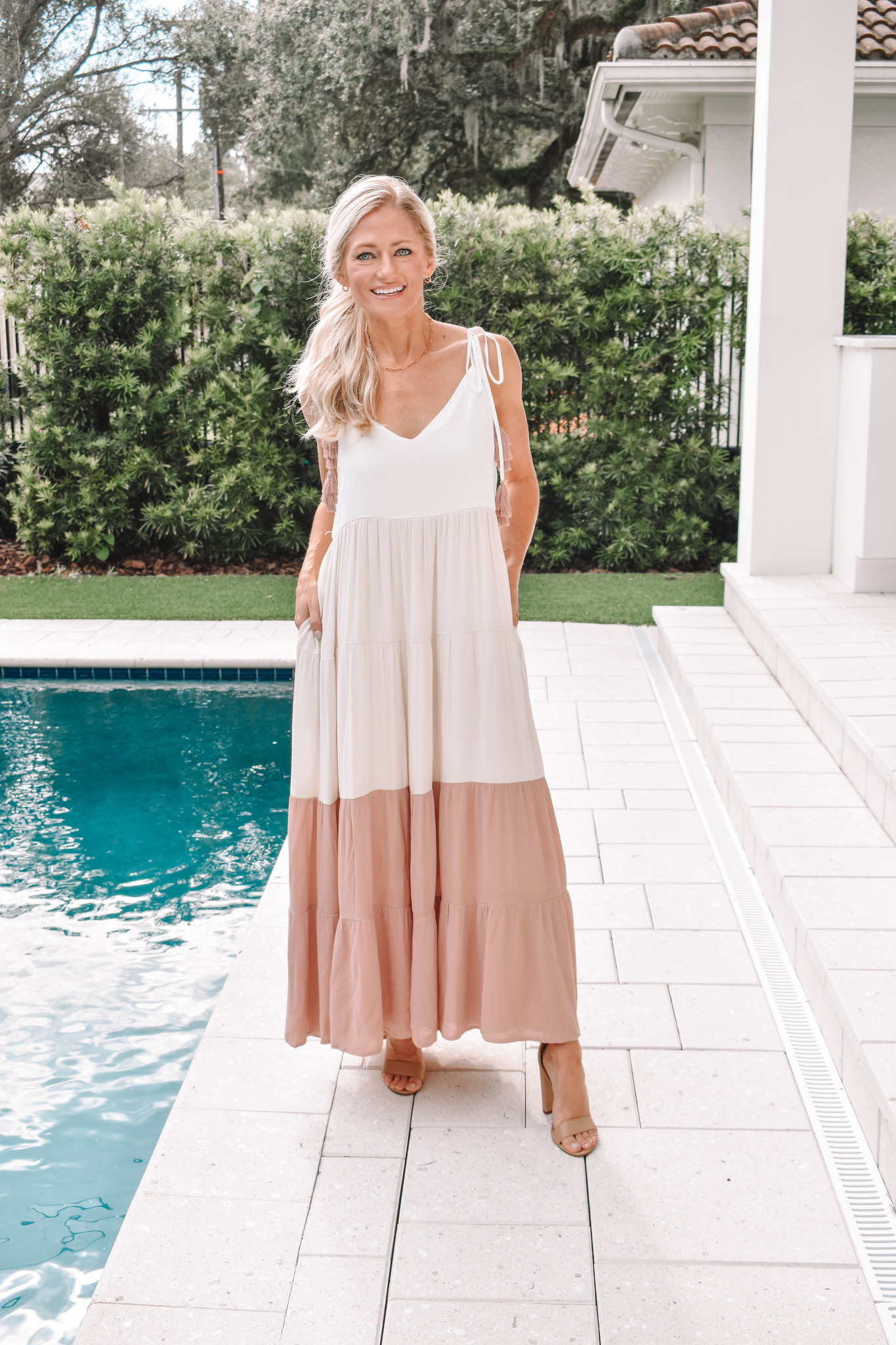 The Bianca Maxi Dress