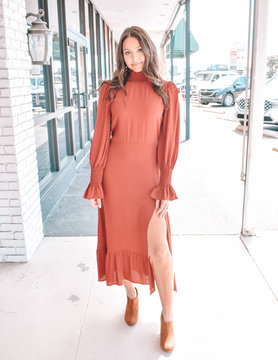 Olivacious The  Madeliene Dress
