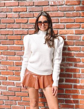 Elan The Princess Sleeve Sweater