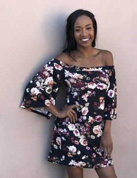 Veronica M VM Kansas Off The Shoulder Dress