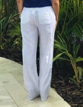 By Together Cruisin' Linen Pant