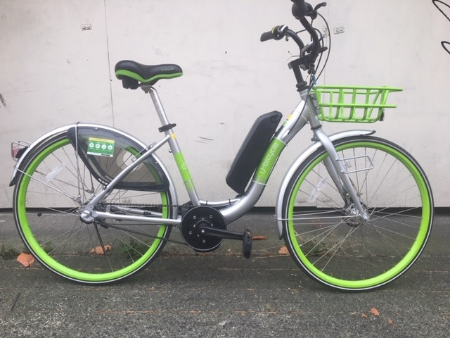 Bikes For All Green Electric Bike
