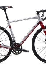 2020 Marin Gestalt 1 56cm Satin Silver/Gloss Crimson