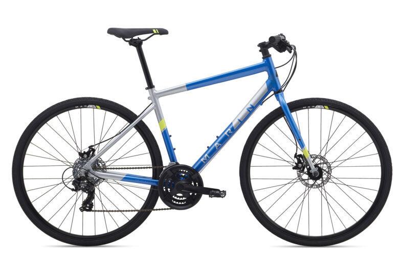 2020 Marin Fairfax 1 S2 Gloss Blue