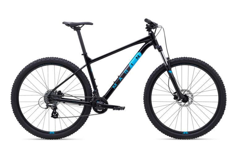 2020 Marin, Bobcat Trail 3, M, Black