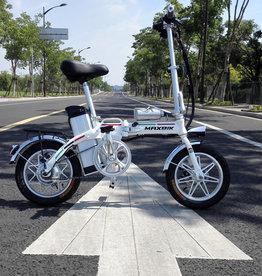 "Maxbik MAXBIK MX-16 Electric Bike Foldable E-Bike 14"""